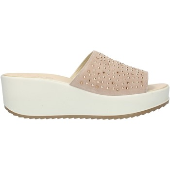 Sapatos Mulher Chinelos Imac 508280 Bege