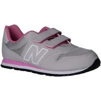 Sapatos Rapariga Sapatilhas New Balance YV500RI Rosa