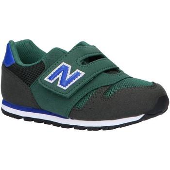 Sapatos Criança Multi-desportos New Balance IV373KE Verde