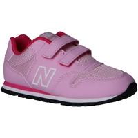 Sapatos Rapariga Multi-desportos New Balance IV500RK Rosa