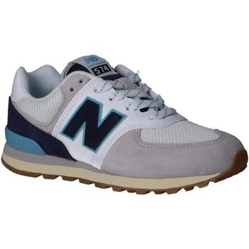 Sapatos Criança Multi-desportos New Balance PC574SOU Blanco