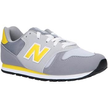 Sapatos Criança Multi-desportos New Balance YC373AG Gris