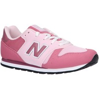 Sapatos Rapariga Multi-desportos New Balance YC373KP Rosa