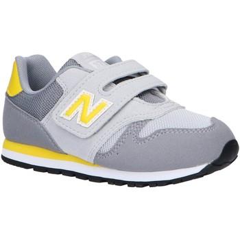 Sapatos Criança Multi-desportos New Balance YV373AG Gris