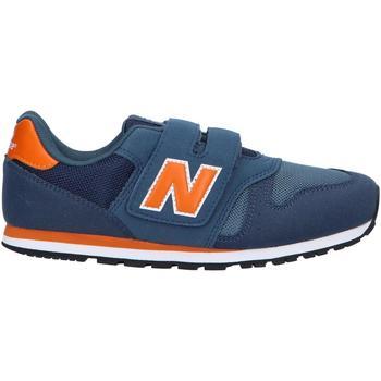 Sapatos Criança Multi-desportos New Balance YV373KN Azul