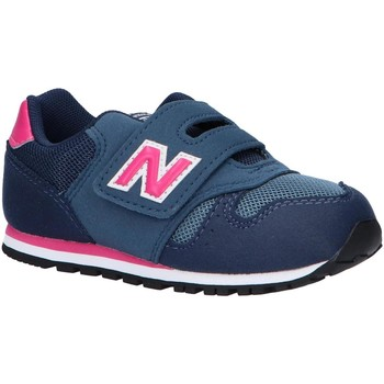 Sapatos Rapariga Multi-desportos New Balance YV373KP Rosa