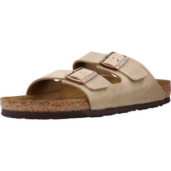 Sapatos Homem Sandálias Birkenstock Arizona NU Oiled Marron