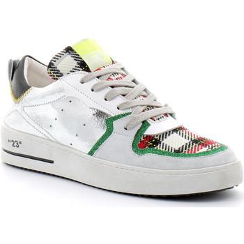 Sapatos Mulher Sapatilhas Semerdjian SONA Argent
