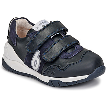 Sapatos Criança Sapatilhas Biomecanics DEPORTIVO BASICO Marinho