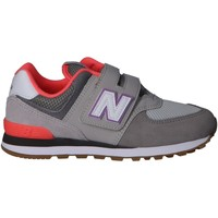 Sapatos Criança Multi-desportos New Balance YV574SOC Gris