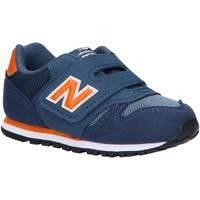 Sapatos Rapaz Multi-desportos New Balance IV373KN Azul