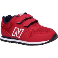 Sapatos Criança Multi-desportos New Balance IV500RR Rojo