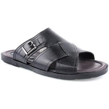 Sapatos Homem Chinelos Pelflex M Slipper Man Preto