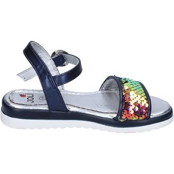 Sapatos Rapariga Sandálias Joli BM757 Azul