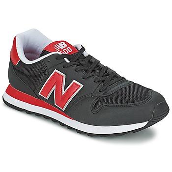 Sapatos Sapatilhas New Balance GM500 Preto / Vermelho