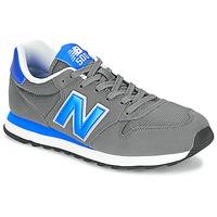 Sapatos Sapatilhas New Balance GM500 Cinza / Azul