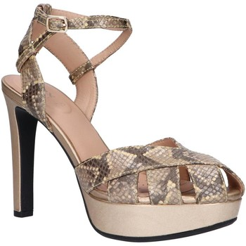 Sapatos Mulher Sandálias Geox D92CHB 00041 D FELYXA Beige