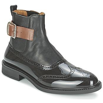 Sapatos Homem Botas baixas Vivienne Westwood BROGUE BOOT Preto