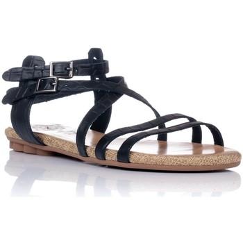 Sapatos Mulher Sandálias Porronet 2603 Preto
