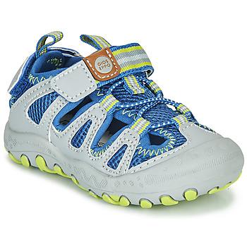 Sapatos Criança Sandálias desportivas Gioseppo MEXICALI Cinza / Azul