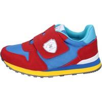 Sapatos Rapaz Sapatilhas Beverly Hills Polo Club Sneakers BM767 vermelho