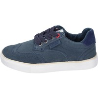 Sapatos Rapaz Sapatilhas Beverly Hills Polo Club Sneakers BM771 Azul