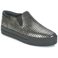 Sapatos Mulher Slip on Ash KARMA Preto