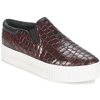 Sapatos Mulher Slip on Ash KARMA Bordô