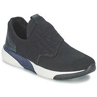 Sapatos Mulher Sapatilhas Ash SODA Preto / Azul