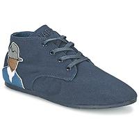 Sapatos Mulher Sapatilhas Eleven Paris BASTEE Marinho