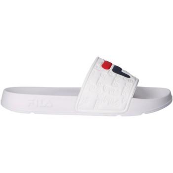 Sapatos Homem Chinelos Fila 1010958 1FG BOARDWALK Blanco