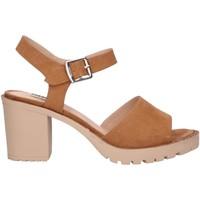 Sapatos Mulher Escarpim MTNG 51094 Marr?n