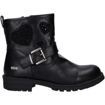 Sapatos Rapariga Botins MTNG 47857 Negro