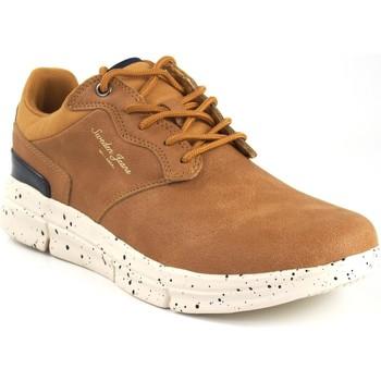 Sapatos Homem Sapatos Sweden Kle Sapato masculino  203533 torrado Marron