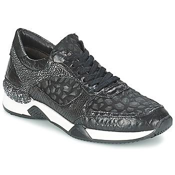 Sapatos Mulher Sapatilhas Mjus KRUPA Preto