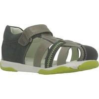 Sapatos Rapaz Sandálias Garvalin 202333 Azul