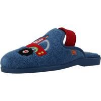 Sapatos Rapaz Chinelos Vulladi 6110 052 Azul