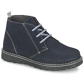 Sapatos Rapaz Botas baixas Citrouille et Compagnie LEQUIN Azul