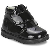 Sapatos Rapariga Botas baixas Citrouille et Compagnie MERLE Preto