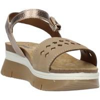 Sapatos Mulher Sandálias Imac 509190 Bege