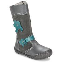 Sapatos Rapariga Botas Citrouille et Compagnie RINDAR Cinza