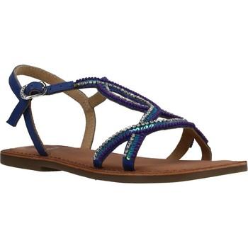 Sapatos Rapariga Sandálias Gioseppo 39584G Azul