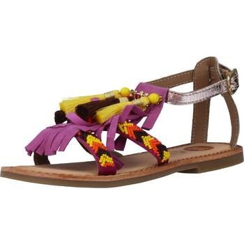 Sapatos Rapariga Sandálias Gioseppo 31863G Rosa
