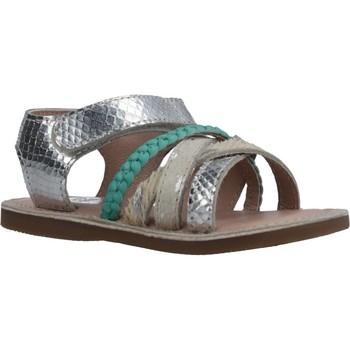 Sapatos Rapariga Sandálias Gioseppo 38731G Silver