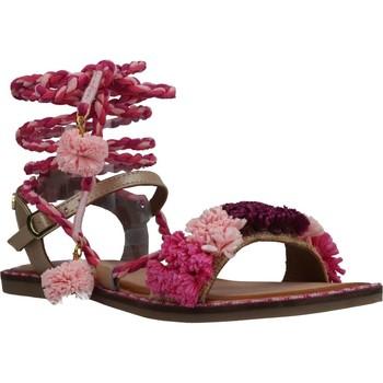 Sapatos Rapariga Sandálias Gioseppo 43854G Rosa
