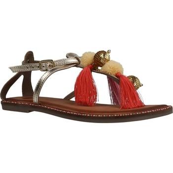 Sapatos Rapariga Sandálias Gioseppo 43659G Ouro