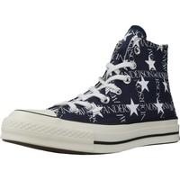 Sapatos Homem Sapatilhas de cano-alto Converse CHUCK 70 HI M0OD Azul