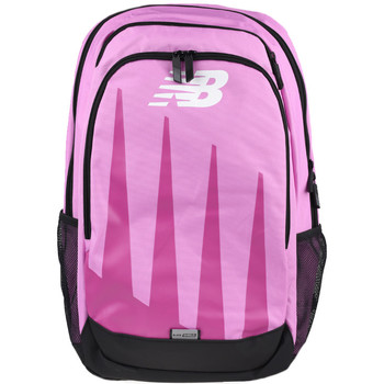Malas Mulher Mochila New Balance Oversidez Print Backpack Rose