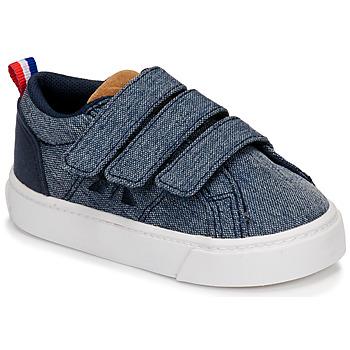 Sapatos Criança Sapatilhas Le Coq Sportif VERDON CLASSIC Azul