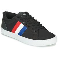 Sapatos Homem Sapatilhas Le Coq Sportif VERDON CLASSIC FLAG Preto
